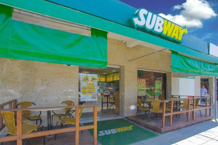 Franquia Subway - Canoas - RS/2013